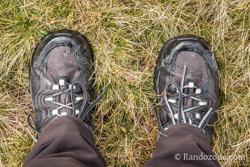 Test des chaussures Keen A-Phlex